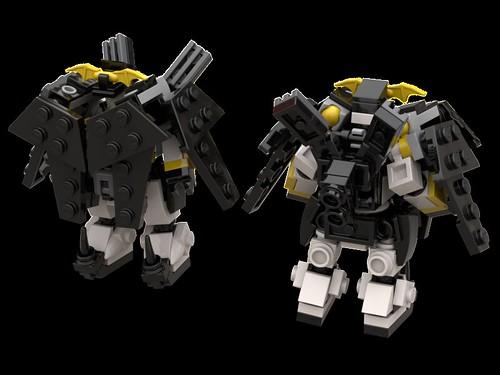 Chubdam Styx Dark Angel Upgrade | by The Hydromancer