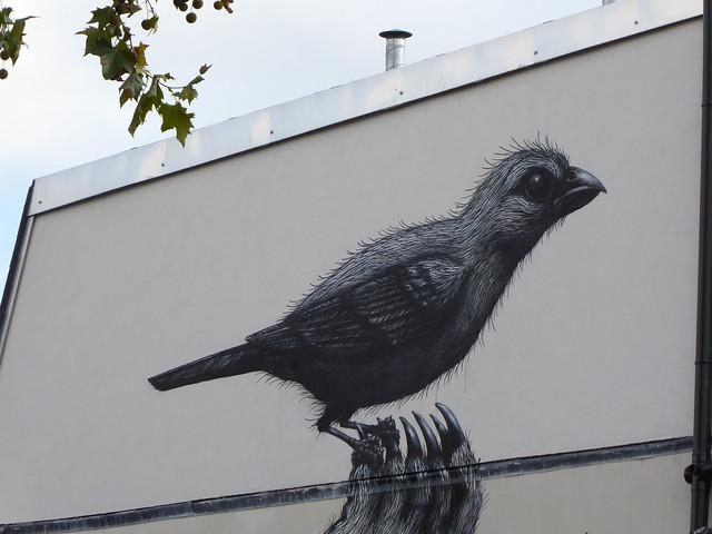 Walthamstow street art