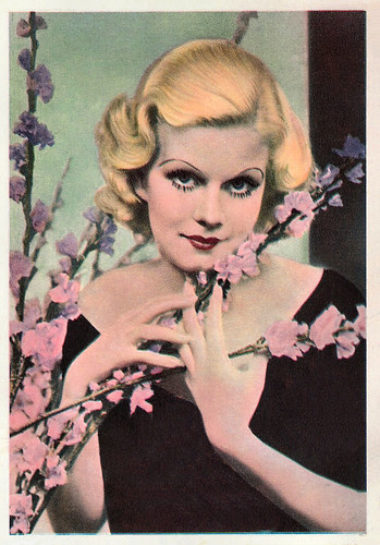 Jean Harlow | by Truus, Bob & Jan too!