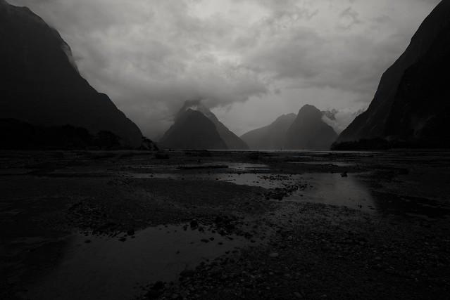 Milford sound-New Zealand