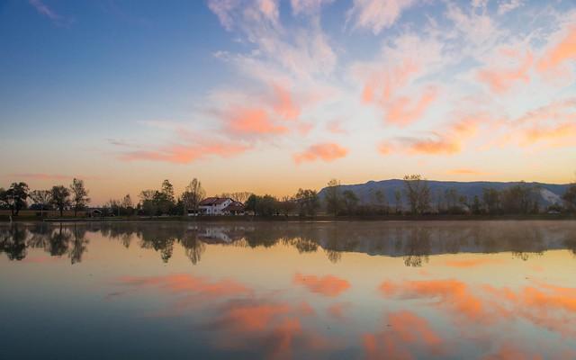 lake Zajarki (011) - sunrise