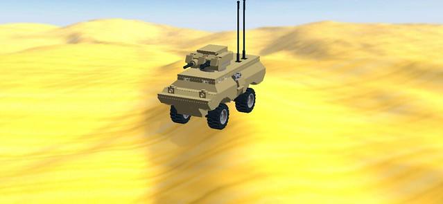 V-150 Commando (PH Army Version)