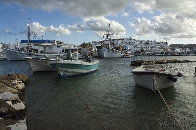 Puerto de Naousa