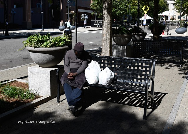 homeless in downtown raleigh nc