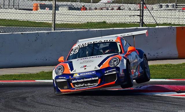 Porsche 911 GT3 Cup / Nicolas Misslin / Martinet by Alméras