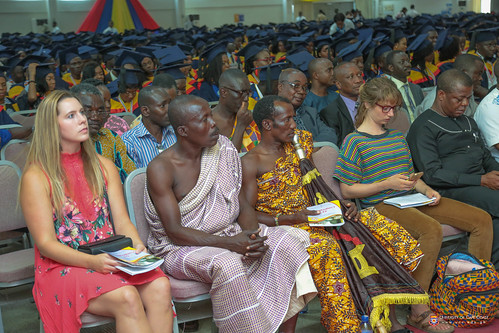Audience at the congregation