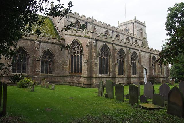 The church in Wrangle