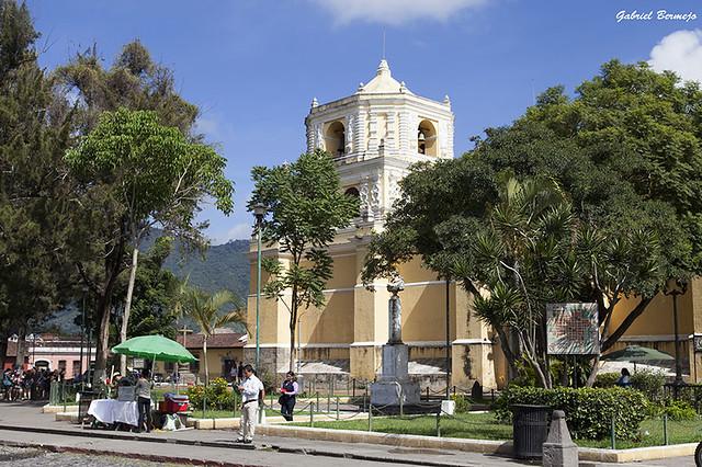 Igleisa de la Merced- Antigua Guatemala