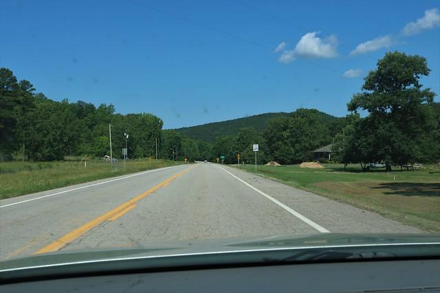 More Arkansas driving