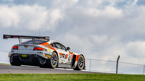 #47 Vantage GT3, Jetsteam Motorsport -Donington 2018 | by Xtra Photographic