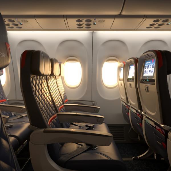 Delta Comfort Plus Seats | Delta News Hub | Flickr
