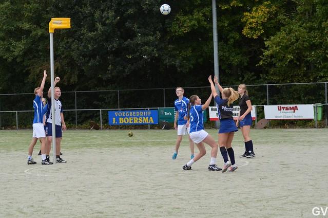 Verschillende jeugdteams (weekenden 15 en 22 sept.)