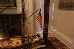 Steamship 'Savannah' Model