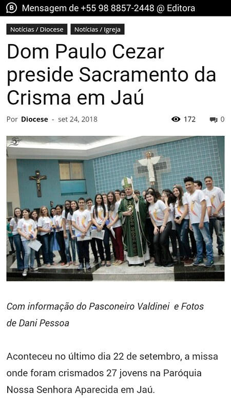 Dicocese São Carlos FT DP