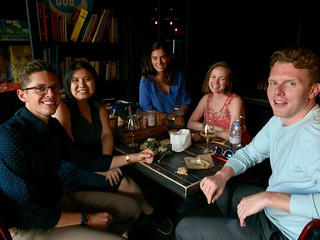 FAAB Alumni Afterwork | by Fulbright Brussels