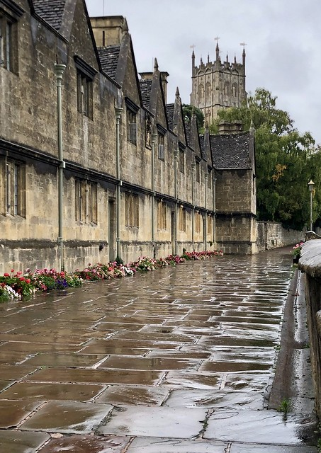 Rainy day in Chipping Campden