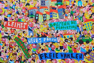 Michael Fischer-Art Wall Paintings