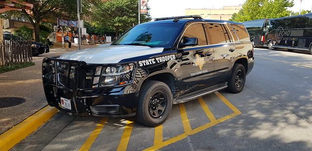 Texas Highway Patrol Vehicle, Austin