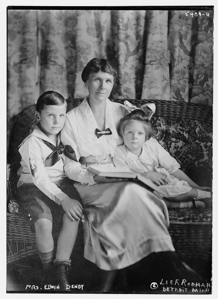 Mrs. Edwin Denby (LOC)