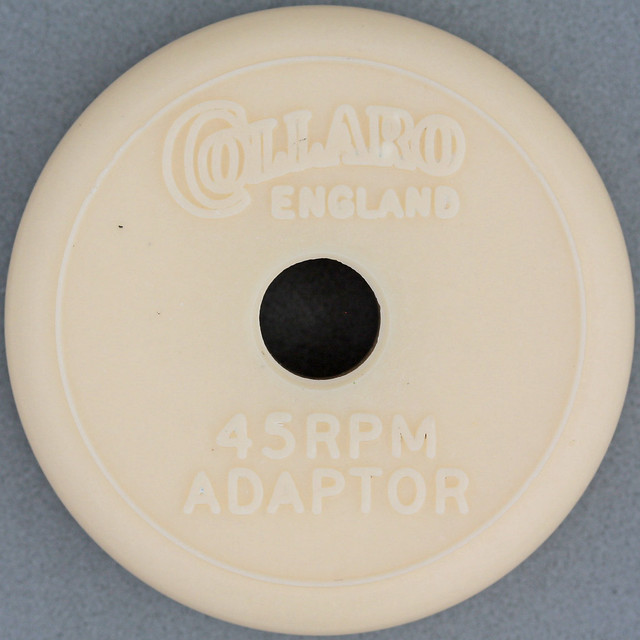 COLLARO 45rpm adapter