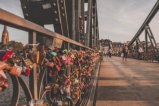 Francoforte - Eiserner Steg