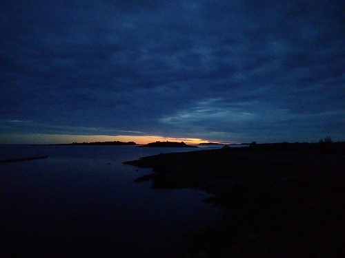 Calendar Islands from South Harpswell   by Sovereign Nations
