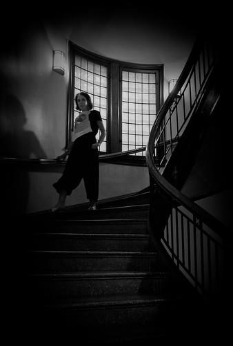 A resolute step | by Tigra K