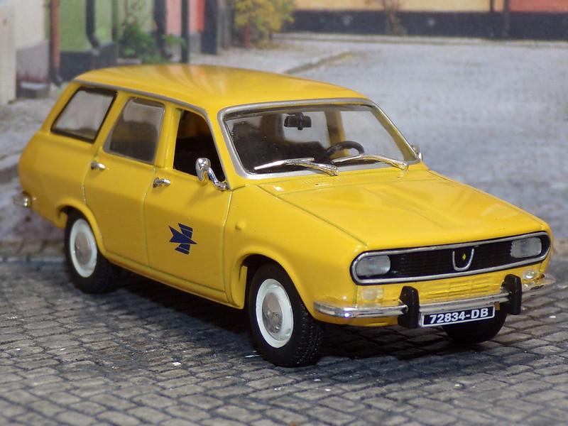 Renault 12 TL Break - 1971