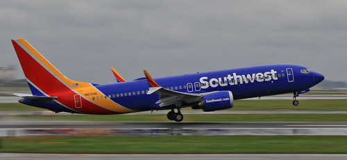 Southwest Airlines / Boeing 737 MAX 8 / N8704Q | by vic_206