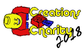 Creations for Charity 2018 now accepting MOC donations!