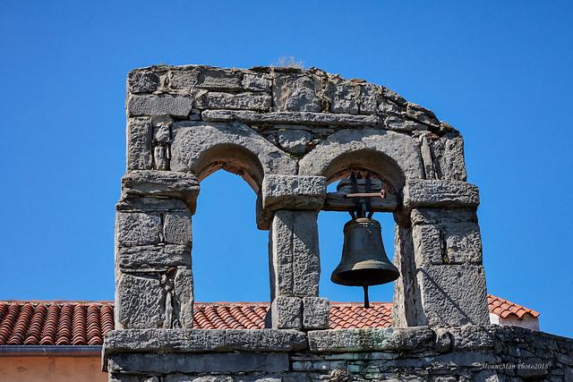 Poznati motiv iz starog grada Buzeta