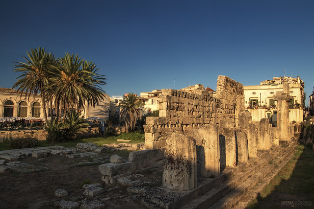 Tempio di Apollo, Ortigia - Siracusa (Italy)
