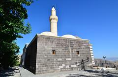 Sağman Camii ve Salih Bey Türbesi