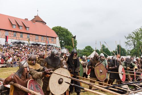 Burgfest Neustadt Glewe 2021