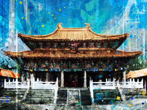 Taichung Confucian Temple