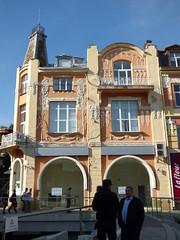 Plovdiv, art nouveau architecture