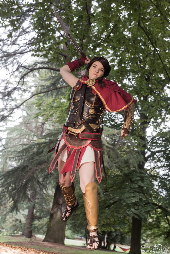 Ram 4996 Kassandra Assassin S Creed Odyssey Cosplay Rand Flickr