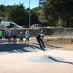 Inauguration du skate-park