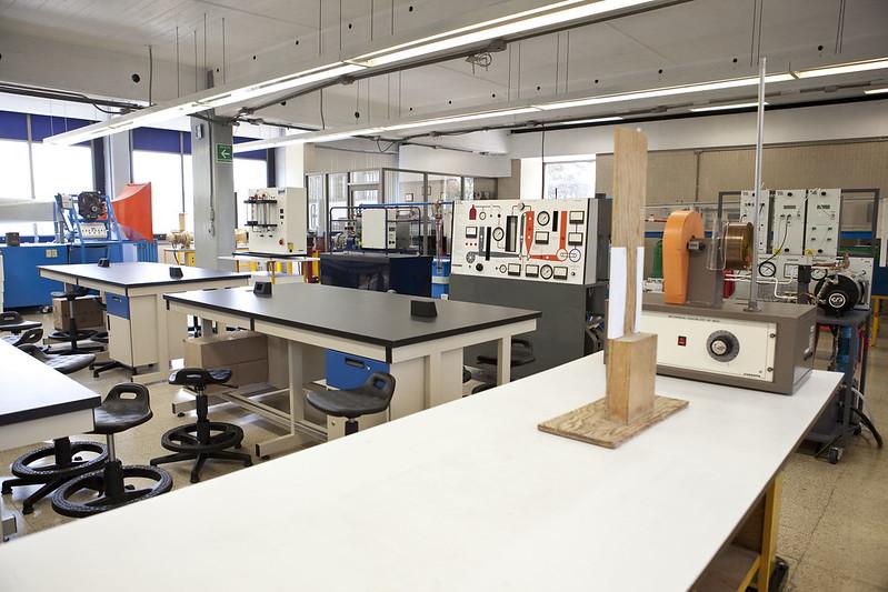 Laboratorio de Termofluidos