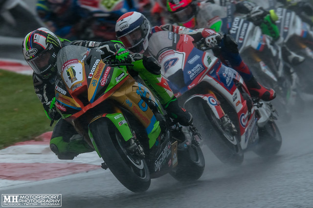 Leon Haslam #91, JG Speedfit Kawasaki