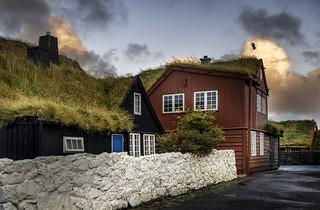 Quartier historique de Tórshavn   by JardinsLeeds