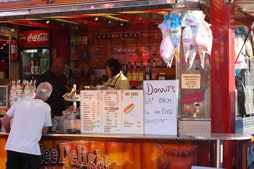 Donut's. Doh!
