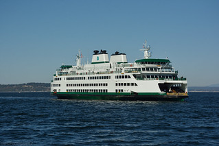 M/V Suquamish approaching the dock at Mukilteo | by West Coast Photography