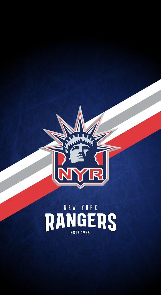 d7a7df3719d60e New York Rangers (NHL) iPhone X/XS/XR Lock Screen Wallpape… | Flickr