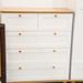 Arcadia white ash E185 3-2 chest