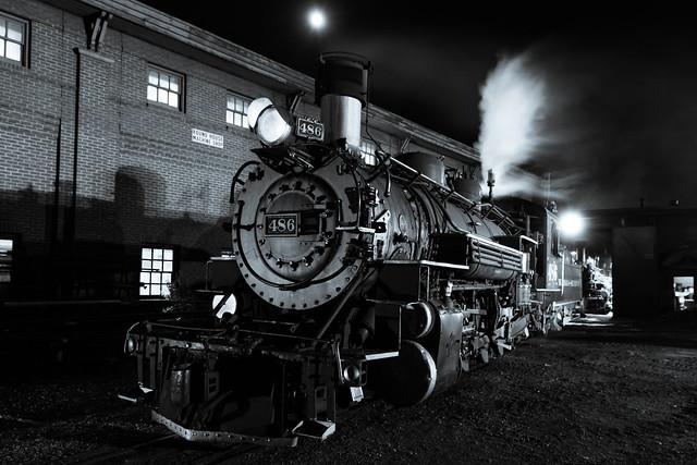 Moonshine Train- Durango Yard