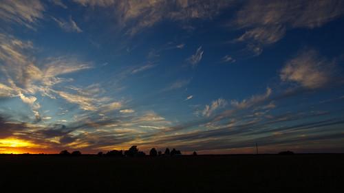 sunset | by pepperberryfarm