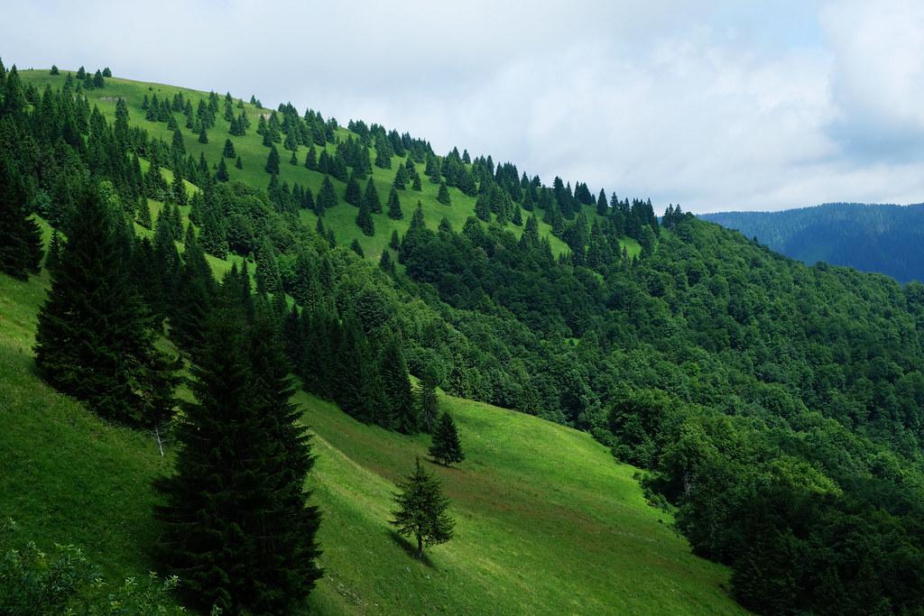 Hiking to Rakytov, Great Fatra, Slovakia