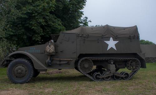 Véhicule US WW2