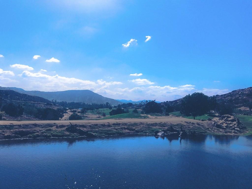 San Diego Safari landscape